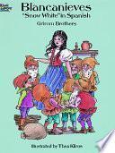 libro Blanca Nieves