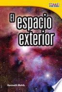 libro El Espacio Exterior (outer Space)