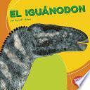 libro El Iguánodon (iguanodon)