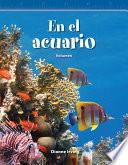 libro En El Acuario (at The Aquarium) (spanish Version)