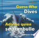 Guess Who Dives/adivina Quien Se Zambulle