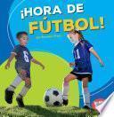 libro Hora De Futbol! (soccer Time!)