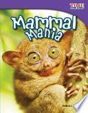 Mamífero Manía (mammal Mania)
