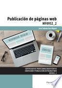 Mf0952_2   Publicación De Páginas Web