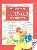 Mi Primer Diccionario Everest