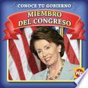 Miembro Del Congreso