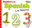 libro Numbers In Spanish