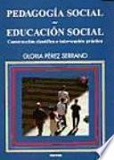 Pedagogía Social, Educación Social