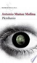 libro Plenilunio