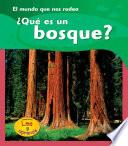 Qué Es Un Bosque?