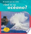 Qué Es Un Oceano?