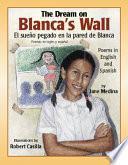 libro Sueño Pegado En La Pared De Blanca
