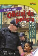 Un Día De Trabajo Oficial De Policía