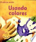 Usando Colores