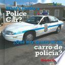 What S Inside A Police Car/que Hay Dentro De Un Carro De Policia?