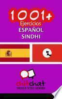 1001+ Ejercicios Español   Sindhi