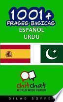 libro 1001+ Frases Bsicas Espaol   Urdu