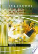 1013 Ejercicios Y Juegos Aplicados Al Balonmano