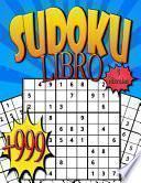 libro +999 Sudoku Libro 5 Niveles