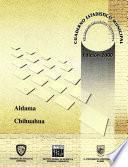 Aldama Estado De Chihuahua. Cuaderno Estadístico Municipal 2000