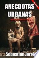 libro Anécdotas Urbanas