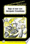 libro Bajo El Mar Con Jacques Cousteau