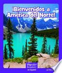 libro Bienvenidos A America Del Norte!