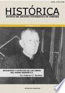 Biografía Y Catálogo De Las Obras Del Padre Grenón S.j. – Actualizado