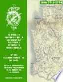 Boletín Histórico De La Provincia De Marga   Marga. Tomo Xvi