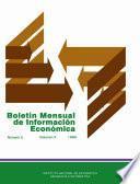 Boletín Mensual De Información Económica 1986. Mayo. Volumen X, Número 5