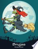 Brujas Libro Para Colorear 1