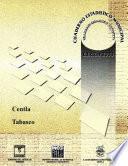 Centla Estado De Tabasco. Cuaderno Estadístico Municipal 2000