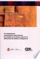 Competencia Comunicativa Intercultural