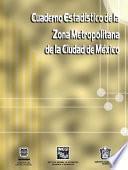libro Cuaderno Estadístico De La Zona Metropolitana De La Ciudad De México 1999