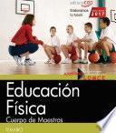 Cuerpo De Maestros. Educación Física. Temario