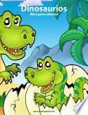 libro Dinosaurios Libro Para Colorear 1