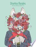 Diseños Florales Libro Para Colorear Para Adultos 1 & 2