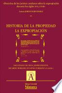 Doctrina De Los Juristas Catalanes Sobre La Expropiación Durante Los Siglos Xvi Y Xvii