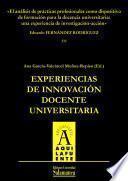 El Análisis De Prácticas Profesionales Como Dispositivo De Formación Para La Docencia Universitaria: Una Experiencia De Investigación Acción
