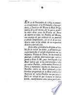 En 17 De Noviembre De 1785 Se Comunicó Circularmente á Los Tribunales, Corregidores, Y Justicias Del Reyno La Real Pragmática De 9 Del Mismo, Por La Que Se Prohibe Entre Otras Cosas Las Fiestas De Tor