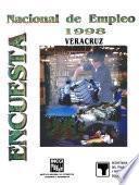 libro Encuesta Nacional De Empleo 1998. Veracruz