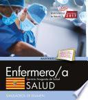 libro Enfermero/a Del Servicio Aragonés De Salud. Salud. Simulacros De Examen