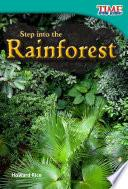 Entra Al Bosque Lluvioso (step Into The Rainforest)