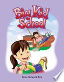 Escuela De Niños Grandes (big Kid School)