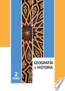 libro Geografía E Historia 2º E.s.o.
