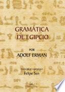 Gramática De Egipcio