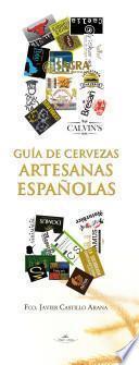 libro Guía De Cervezas Artesanas Españolas