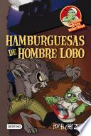 libro Hamburguesas De Hombre Lobo