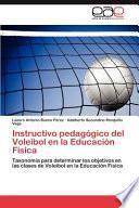 Instructivo Pedagógico Del Voleibol En La Educación Física