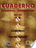 Iztapalapa, Distrito Federal. Cuaderno Estadístico Delegacional 2001